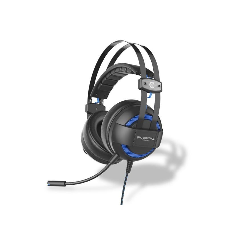 CASQUE USB PS4 PRO CONTROL 7.1 4M - Casques Gaming au prix de 49,95€