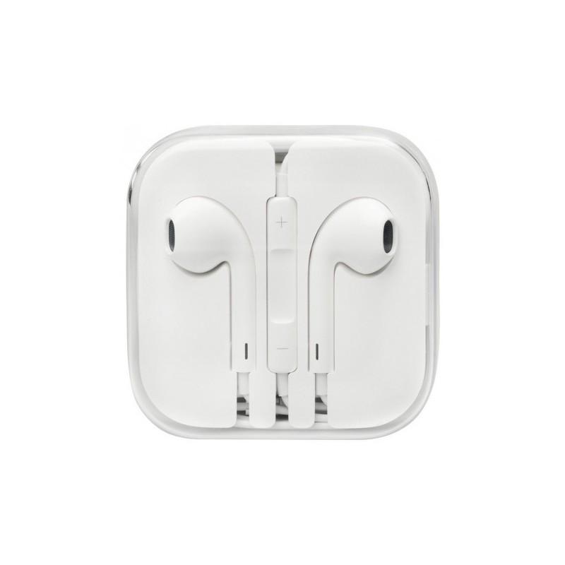 ECOUTEURS APPLE EARPOD JACK - Ecouteurs Téléphones au prix de 19,95€