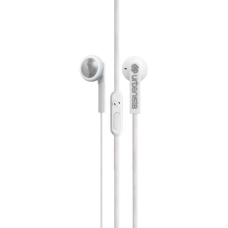 ECOUTEURS URBANISTA OSLO BLANC - Ecouteurs Téléphones au prix de 17,95€