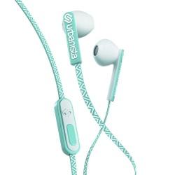 ECOUTEURS URBANISTA SAN FRANCISCO BLEU PARADIS - Ecouteurs Téléphones au prix de 17,95€