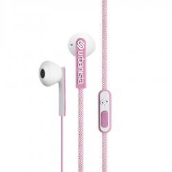 ECOUTEURS URBANISTA SAN FRANCISCO ROSE PARADIS - Ecouteurs Téléphones au prix de 17,95€