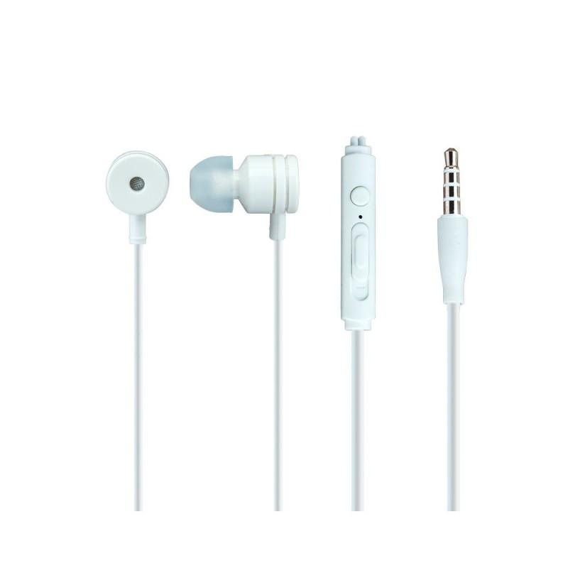 KIT PIETON UNDERCONTROL BLANC - Ecouteurs Téléphones au prix de 7,95€