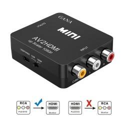 ADAPTATEUR AV HDMI - Connectique Multimédia au prix de 19,95€