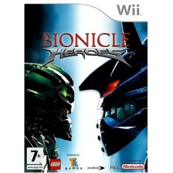 WII BIONICLE HEROES - Jeux Wii au prix de 6,95€