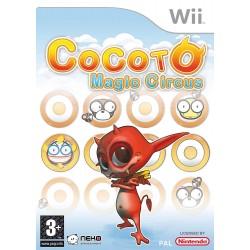 WII COCOTO MAGIC CIRCUS - Jeux Wii au prix de 4,95€