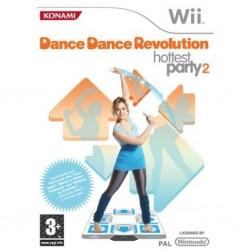 WII DANCE DANCE REVOLUTION 2 - Jeux Wii au prix de 9,95€
