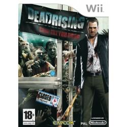 WII DEAD RISING - Jeux Wii au prix de 6,95€