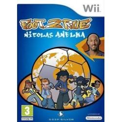 WII FOOT 2 RUE ANELKA - Jeux Wii au prix de 6,95€