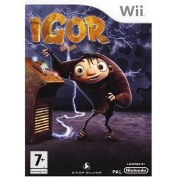 WII IGOR - Jeux Wii au prix de 9,95€