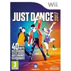 WII JUST DANCE 2017 - Jeux Wii au prix de 9,95€