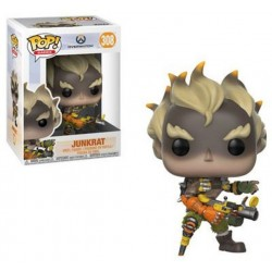 POP OVERWATCH 308 JUNKRAT - Figurines POP au prix de 14,95 €