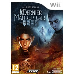 WII LE DERNIER MAITRE DE L AIR - Jeux Wii au prix de 4,95€