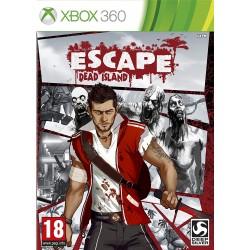 X360 ESCAPE DEAD ISLAND - Jeux Xbox 360 au prix de 4,95€