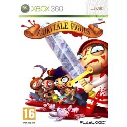 X360 FAIRYTALES FIGHTS - Jeux Xbox 360 au prix de 6,95€