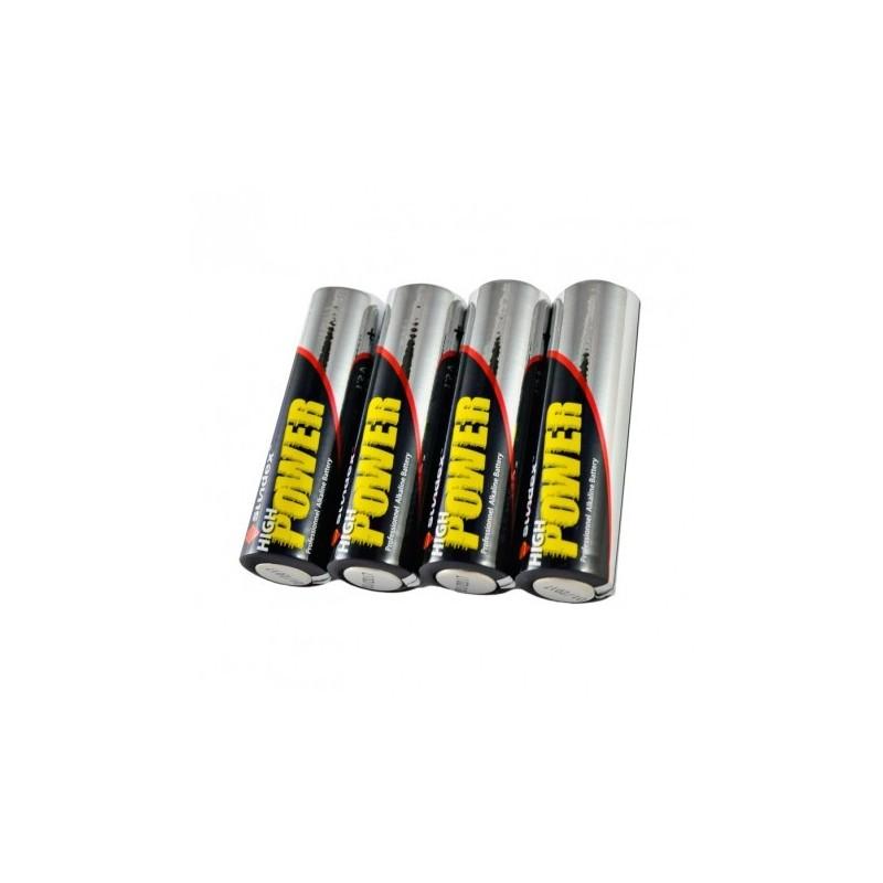 PILES LR6 X 4 HIGH POWER - Autres Accessoires au prix de 4,95€