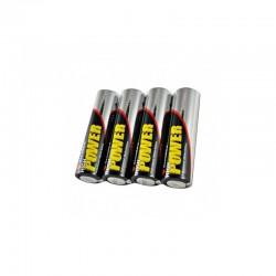 PILES LR03 X 4 HIGH POWER - Autres Accessoires au prix de 4,95€