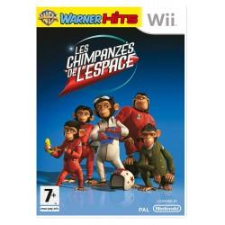 WII LES CHIMPANZES DE L ESPACE - Jeux Wii au prix de 4,95€