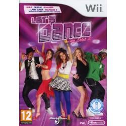 WII LET S DANCE WITH MEL B - Jeux Wii au prix de 6,95€
