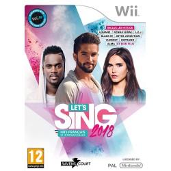 WII LET S TAPE - Jeux Wii au prix de 9,95€