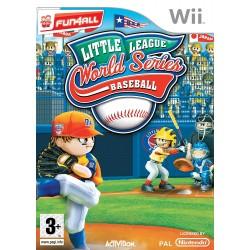 WII LITTLE LEAGUE WORLD SERIES BASEBALL - Jeux Wii au prix de 9,95€