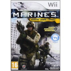 WII MARINES - Jeux Wii au prix de 8,95€