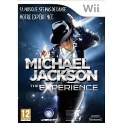 WII MICHAEL JACKSON THE EXPERIENCE - Jeux Wii au prix de 4,95€