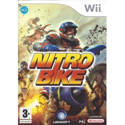 WII NITRO BIKE - Jeux Wii au prix de 4,95€