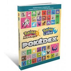 POKEDEX POKEMON SOLEIL ET LUNE - Guides de Jeux au prix de 14,95€
