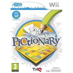 WII PICTIONARY - Jeux Wii au prix de 1,95€