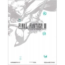 GUIDE FINAL FANTASY III - Guides de Jeux au prix de 12,95 €
