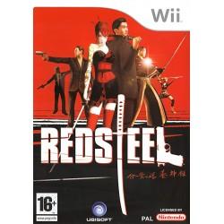WII RED STEEL - Jeux Wii au prix de 4,95€