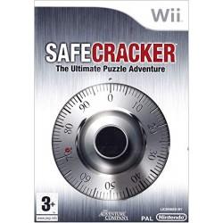 WII SAFECRACKER - Jeux Wii au prix de 9,95€