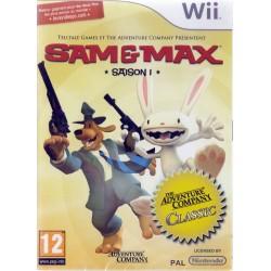 WII SAM ET MAX SAISON 1 - Jeux Wii au prix de 6,95€