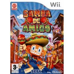 WII SAMBA DE AMIGO - Jeux Wii au prix de 4,95€