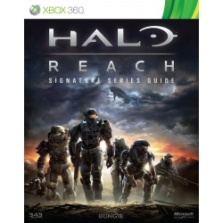 GUIDE HALO REACH SIGNATURE - Guides de Jeux au prix de 9,95 €