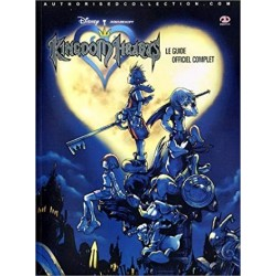 GUIDE OFFICIEL KINGDOM HEARTS - Guides de Jeux au prix de 29,95 €