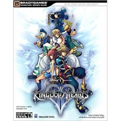 GUIDE KINGDOM HEARTS 2 - Guides de Jeux au prix de 14,95 €