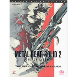 GUIDE METAL GEAR SOLID 2 - Guides de Jeux au prix de 12,95 €