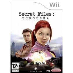 WII SECRET FILES TUNGUSKA - Jeux Wii au prix de 7,95€