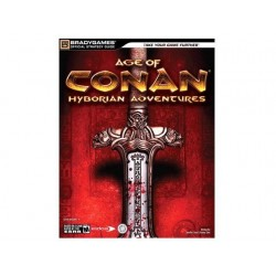 GUIDE AGE OF CONAN HYBORIAN ADVENTURES - Guides de Jeux au prix de 4,95 €