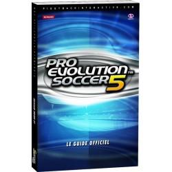 GUIDE PRO EVOLUTION SOCCER 5 - Guides de Jeux au prix de 4,95€