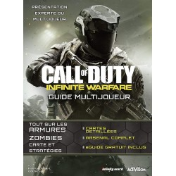 GUIDE CALL OF DUTY INFINITE WARFARE - Guides de Jeux au prix de 4,95 €