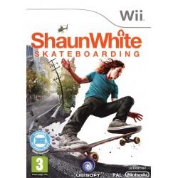 WII SHAUN WHITE SKATEBOARDING - Jeux Wii au prix de 6,95€