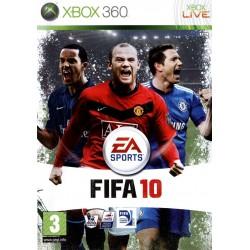 X360 FIFA 10 - Jeux Xbox 360 au prix de 1,95€