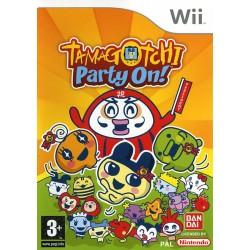 WII TAMAGOTCHI PARTY ON - Jeux Wii au prix de 6,95€