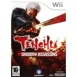 WII TENCHU SHADOW ASSASSINS - Jeux Wii au prix de 8,95 €