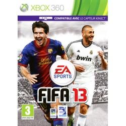 X360 FIFA 13 - Jeux Xbox 360 au prix de 3,95€