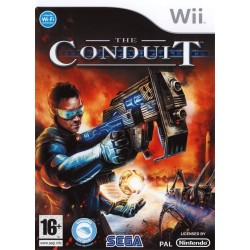 WII THE CONDUIT - Jeux Wii au prix de 4,95€