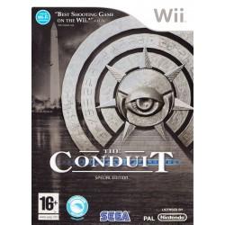 WII THE CONDUIT EDITION SPECIALE - Jeux Wii au prix de 9,95€