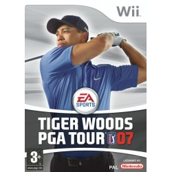 WII TIGER WOODS 07 - Jeux Wii au prix de 6,95€